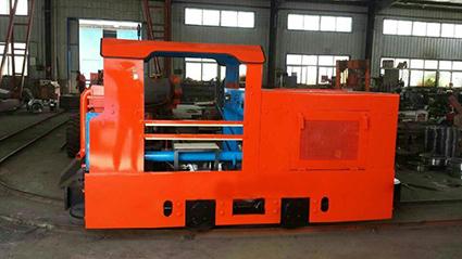 矿用ccg3.0/600防爆柴油机车,3吨柴油机车